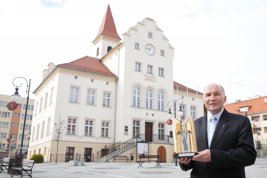 Burmistrz Nagroda Modernizacja Roku 2009 .jpeg