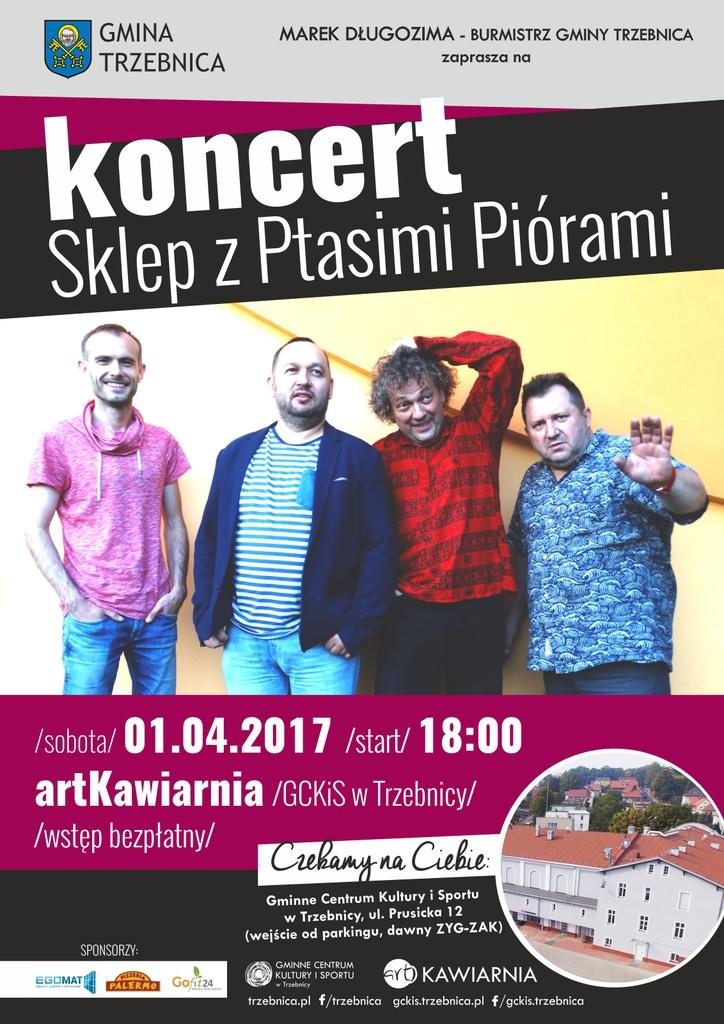 plakat_koncert_ sklep z ptasimi piórami_artkawiarnia www.jpeg