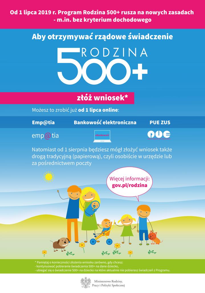 2019-06-14 plakat 500+ nowy okres 2019 70x100cm_spad_3mm-01.jpeg