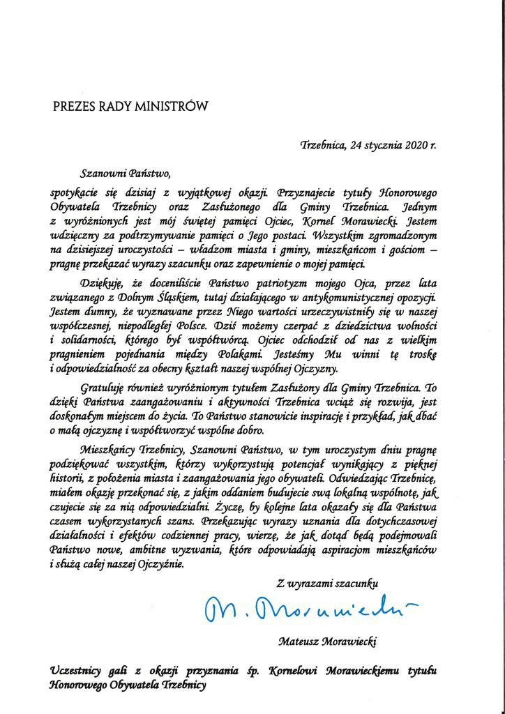list premiera Mateusza Morawieckiego.jpeg