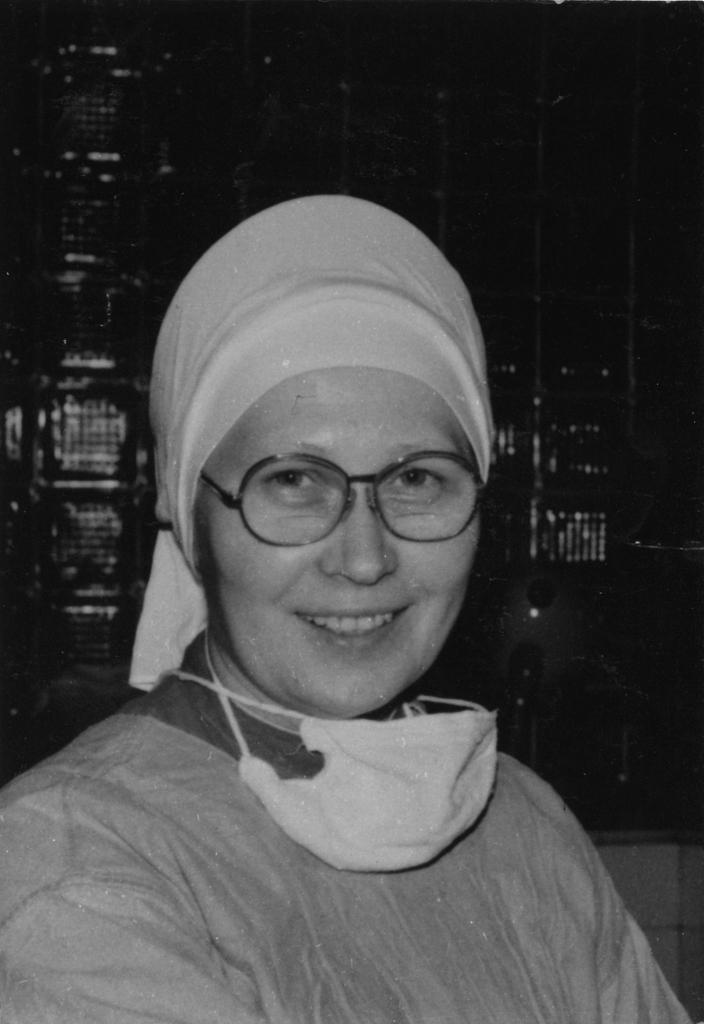 Siostra Teodozja Winnicka, 1971 r..jpeg
