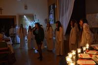 Galeria wigilia w gimnazjum nr 1
