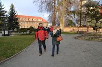 Grupa zwiedziła m.in. Międzynarodowe Sanktuarium św. Jadwigi Śl.