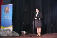 Wszystkich gości, uczestników warsztatów, ich rodziny oraz pracowników i opiekunów serdecznie przywitała prezes Stowarzyszenia Małgorzata Wojtkowiak-Jakacka.