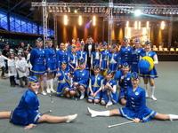 "Galeria Trzebnickie Mażoretki ""AIDA"" na tamborradzie"