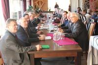 Trzebnica po raz kolejny została wybrana na miejsce spotkania szkoleniowo-integracyjnego, tym razem przez Dolnośląską Okręgową Izbę Inżynierów Budownictwa.