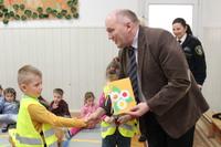 Galeria Bezpieczeństwo przedszkolaków- kamizelki