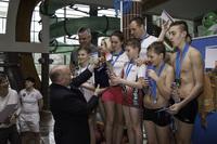 Galeria Zawody rodzinne na basenie