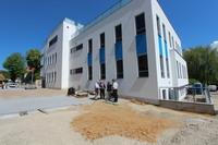 Galeria Na placu budowy Gminnej Przychodni Zdrowia TCM ZDRÓJ