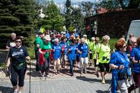 Galeria UTW- marsz nordic walking
