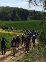 Malownicza trasa prowadziła do gospodarstwa w Cerekwicy.