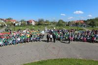 """""""Zasłyszane w ciszy...""""- to hasło XIV Obchodów Dnia Inwalidy i Niepełnosprawnego jakie odbyły się 10 maja w Trzebnicy."""