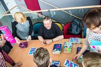Galeria Spotkanie autorskie z Marcinem Pałaszem