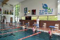 Galeria zawody- basen