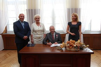 Galeria 50 lat małżeństwa Państwa Ewy i Stanisława Kaniów