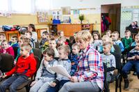 Galeria Sierżant Uśmiech 5 – Bezpieczna droga do szkoły