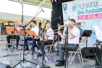 Podczas rodzinnego pikniku, specjalnie dla najmłodszych wystąpili nauczyciele z Gminnej Szkoły Muzycznej im. prof. Edmunda Kajdasza z muzyka pochodzącą z dziecięcych bajek.