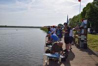 Pierwsze eliminacje do Mistrzostw Polski w zawodach ślizgów wodnych FSR odbyły się w Skoroszowie.