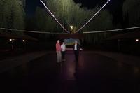 Galeria wyspa- oświetlenie