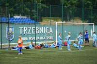 Wszystkim piłkarzom należą się wyrazy uznania za sportową rywalizację w duchu fair play.