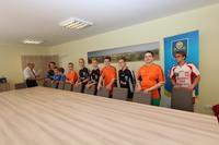 Galeria drużyna matematyczna i sportowa w urzędzie