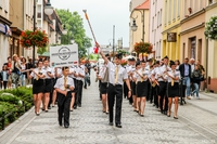 Galeria Parada Orkiestr Dętych na trzebnickim Rynku