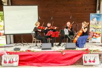 """""""Quatuor Europa"""" uczestniczył już w wielu konkursach muzyki kameralnej, zdobywając nagrody i wyróżnienia."""