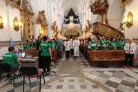 W ramach Dni w Diecezjach Trzebnica gościła 400 pielgrzymów z całego świata.