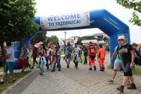 Finał ŚDM w Diecezjach miał miejsce na Placu Pielgrzymkowym, na który zjechało ponad 7 tys. młodych ludzi.