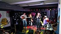 Profesorowie New York Jazz Masters in Trzebnica na scenie w artKawiarni
