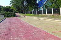 Parking otwarty w październiku 2014 roku w znacznym stopniu poprawił warunku parkingowe obok cmentarza komunalnego na ul. Spokojnej.