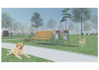 Galeria Park dla psów powstaje