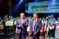 Z inicjatywy mieszkańców Cerekwicy burmistrz Marek Długozima otrzymał tytuł Honorowego Obywatela Cerekwicy.
