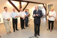 O Jerzym Ostrowskim opowiedział m. in. Roman Antonowicz prezes Stowarzyszenia Pilotów w Częstochowie.