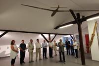 O dorobku Jerzego Ostrowskiego opowiedział także  Roman Mucha - wiceprezes Częstochowskiego Klubu Seniorów Lotnictwa.