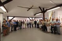 10 września w Galerii Poddasze Gminnego Centrum Kultury w Trzebnicy odbyło się uroczyste otwarcie wystawy modelarskiego mistrza z Częstochowy - Jerzego Ostrowskiego.