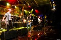 Na zakończenie sobotnich występów zagrała kapela Trzynasta w Samo Południe.
