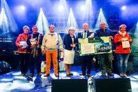 W konkursie na najładniejsze stoisko sadownicze nagrody przyznali burmistrz i szefowa Kancelarii Premiera Rady Ministrów.