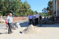 Oprócz chodnika w Marcinowie zaplanowano także budowę boiska wielofunkcyjnego i drogi wewnętrznej.