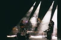 Bluesowy repertuar zaprezentował zespół Ktoś Gdzieś Kiedyś Coś z wokalistką Ewą Kokorą na czele.