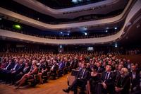 """13 Edycja Konkursu """"Dolnośląski Gryf-Nagroda Gospodarcza"""" odbyła się w Narodowym Forum Muzyki we Wrocławiu. Foto- ZIG"""