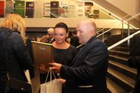 Po uroczystości burmistrz Marek Długozima przyjmował liczne gratulacje w związku z nominacją Gminy Trzebnica do tak prestiżowej nagrody. Ogromne osiągnięcie Gminy Trzebnica doceniła również trzebniczanka Sylwia Lasota - szef biura Projektów Unijnych  Dolnośląskiej Izby Gospodarczej.