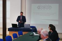 Posiedzenie rozpoczął wykład Grzegorza Miśty