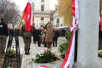 Galeria Odsłonięcie pomnika Katyń Smoleńsk