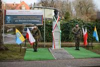 Galeria Pierwszy na Dolnym Śląsku pomnik Generała Kuklińskiego powstał w Trzebnicy