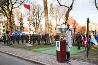 W imieniu własnym oraz Premiera Rzeczypospolitej Polskiej Pani Beaty Szydło głos zabrała Pani Minister Beata Kempa.