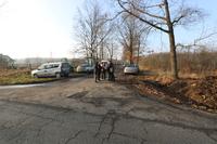 Wykonany zostanie także zjazd prowadzący do Komorówka oraz chodnik doprowadzający do przystanku autobusowego
