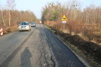 Galeria Początek remontu ważnej drogi