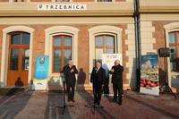 Galeria Uroczyste otwarcie zmodernizowanej linii kolejowej