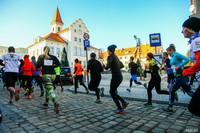 Trasa wiodła m.in. przez trzebnicki Rynek…